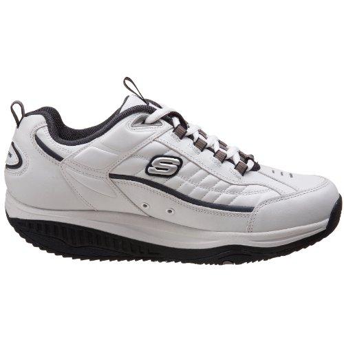 Skechers Shape-ups XT 52000 WNV Herren Sneaker Weiss/WNV