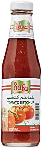 Safa Tomato Ketchup, 340 gm
