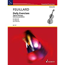 Daily Exercises/Tagliche Ubungen/Exercices Journaliers (Edition Schott)
