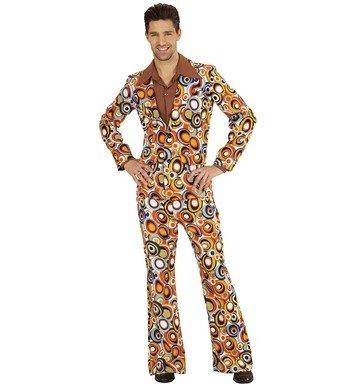 NEU Herren-Kostüm Anzug Bubbles, Jackett, Hose, (Jahre Kostüme Achtziger)