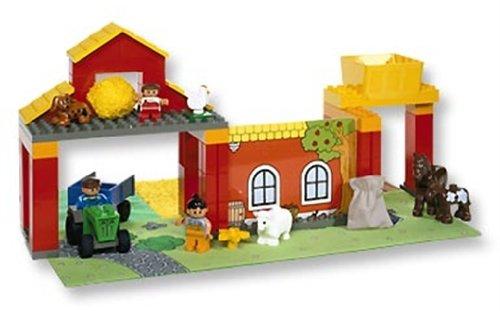 LEGO-Duplo-3618-Ville-farm-with-family