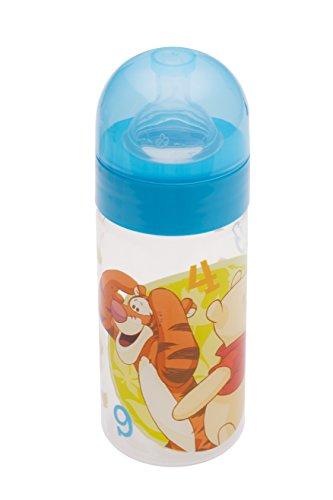 Disney Winnie Pooh azul Pomos 125 ml + 250 ml + Cepillo + Haarpflegeset + Chupete