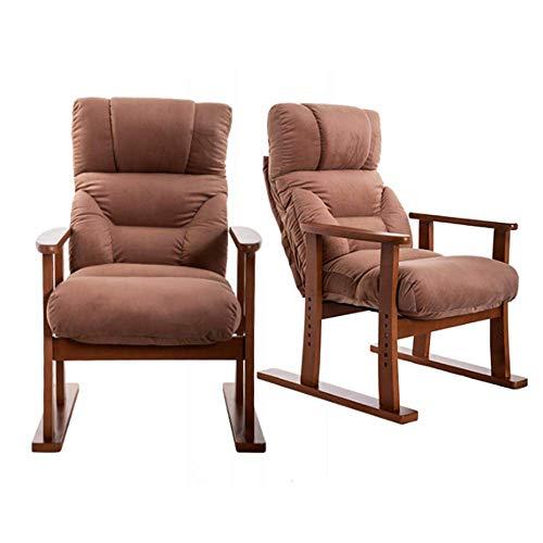NNDQ Silla salón reclinable relajación Ajustable