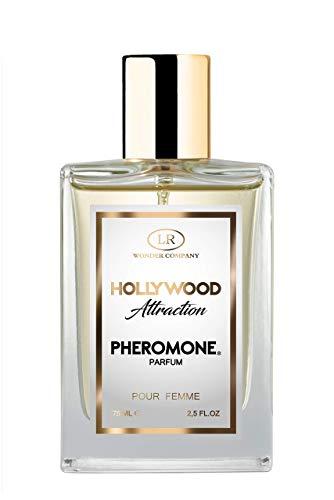 Hollywood Attraction Femme, profumo ai feromoni donna, per attrarre e sedurre (1x75 ml) - LR Wonder Company