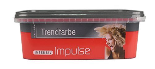 Preisvergleich Produktbild Schulz Wandfarbe, Premium Color, Farbton Hot Red, Premium Qualität, 2,5 L