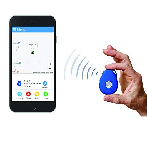 Localizador GPS aplicación, Dementia, Alzheimer