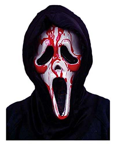e (Blutende Scream Kostüm)