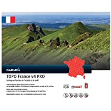 CARTE GARMIN Topo France PRO V4.01 2017 SUR MICRO SD