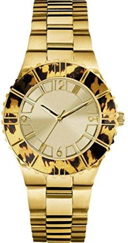 Guess-W0404L1-Reloj-de-pulsera-para-mujer-color-blanco-plata