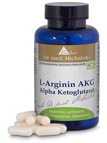L-Arginin AKG nach Dr. med. Michalzik - ohne Zusatzstoffe -