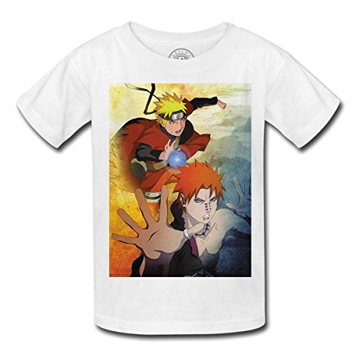 T-shirt enfant naruto akatsuki pain manga anime japan ninja