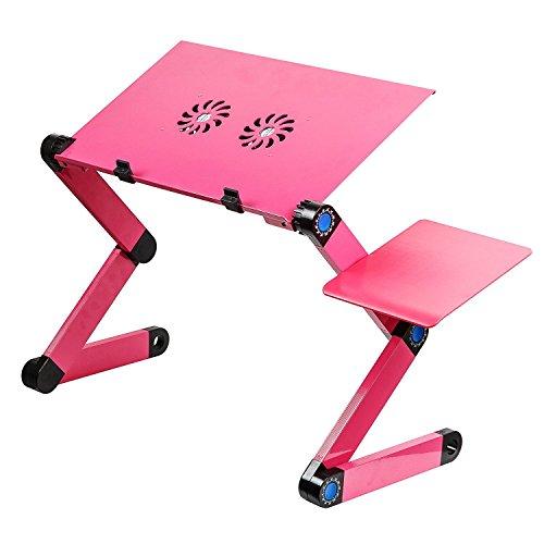Lacaca regolabile Vented tavolo computer portatile Laptop