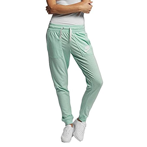 Nike - Pantaloni per donna W Nsw Gym Vntg Green