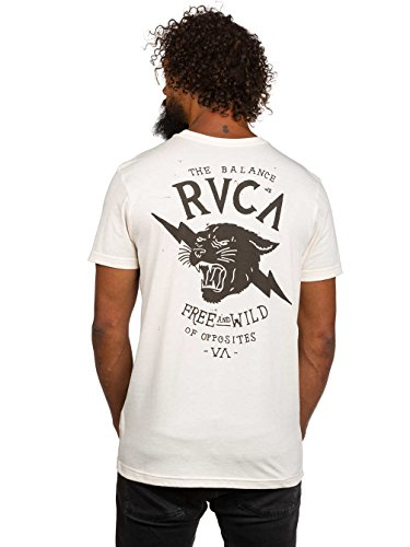 rvca-t-shirt-da-uomo-free-and-wild-almond-heather-almond-heather-l