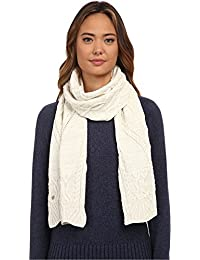 UGG Isla Lurex Cable Scarf | Cream Multi (13978)