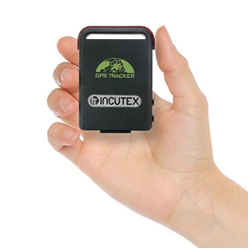 Incutex GPS Tracker TK104 Peilsender Personen und Fahrzeugortung GPS Sender Version 2019