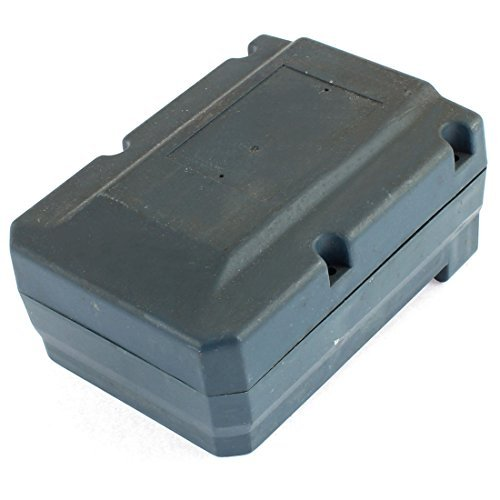 DealMux Teal Blue Plastic Elektronische Citcuit Junction Box 155mm x 110mm x 80mm