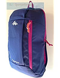 Quechua 8331388 Arpenaz Hiking Bag, 10L (Blue/Purple)