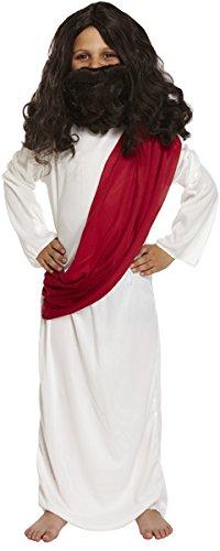 Henbrandt Kinder Fancy Dress, Weihnachten, Geburt Christi Joseph Kostüm. - Für Geburt Kinder Kostüme