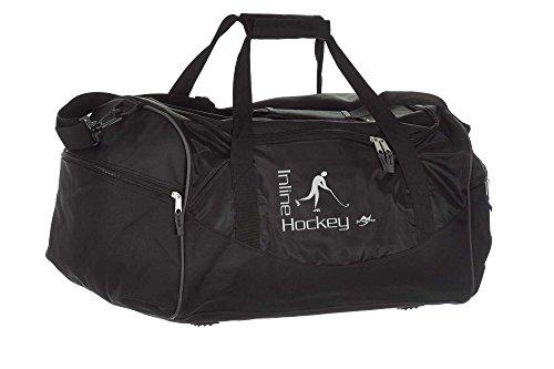 Tasche Team QS70 schwarz Inline Hockey