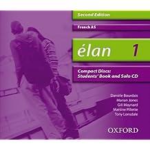 Élan 1: AS Audio CD (Elan 1)