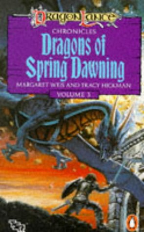 Cover of Dragons Of Spring Dawning (Dragonlance: Chronicles 3)