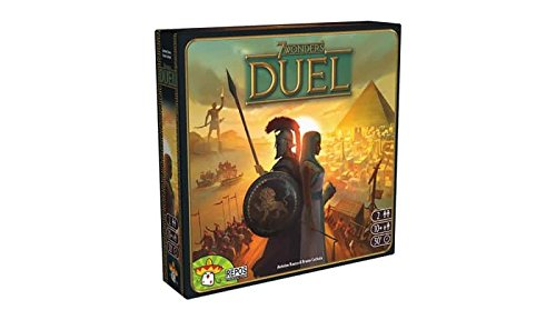 Asmodee - 7 Wonders: Duel (SEV07ML)