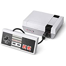 Leagoal Family Game Console, Retro Family Computer Games Mini Family Video Game Console Entertainment System Built In 620 Classic Games With Double Controllers For Birthday Gifts Christmas Gifts