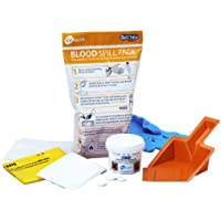 Biohazard Blood Spill Clean up Kit / Pack by GV Health preisvergleich bei billige-tabletten.eu
