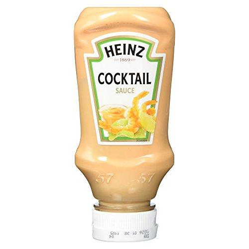 Heinz Cocktail Sauce, Kopfsteher-Squeezeflasche,  220 ml