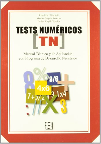 Test numericos (Instrumentos Evaluacion)