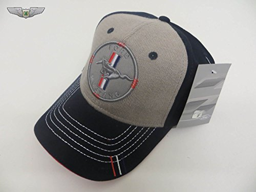 ford-lifestyle-collection-new-genuine-ford-mustang-used-style-cap-hat-35021255