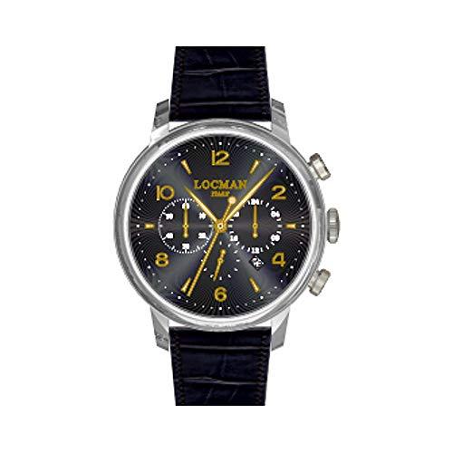 Reloj Locman 1960 CRONO 0254A01R-00BKRG2PK