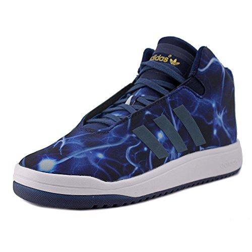 Adidas Veritas Mid I Toile Baskets DKBLUE-DKBLUE-Ftwwht