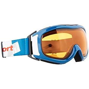 Ultrasport Skibrille / Snowboardbrille mit Doppelscheibe
