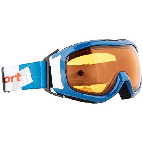 Ultrasport Skibrille/Snowboardbrille mit Doppelscheibe
