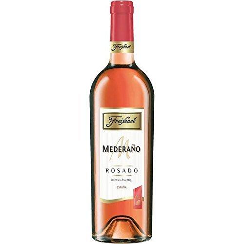 6 Flaschen Freixenet Mederano Rosado rose a 0,75l Cuvee