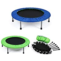 hj Kids Junior Outdoor Indoor Trampoline for Children Toys