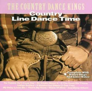 Country Line Dance Time