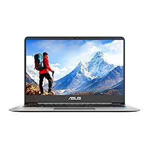ASUS ZenBook UX410UA-GV544T 14 Inch Full HD Laptop - (Intel Core i3-8130U, 4 GB RAM, 256 GB SSD, Windows 10, Harman Kardon Speakers)-Grey
