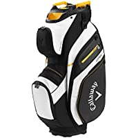 Callaway ORG 14 MAVRIK Cart Bag 2020, Adultos Unisex, Naranja/Blanco/Gris, Talla Única