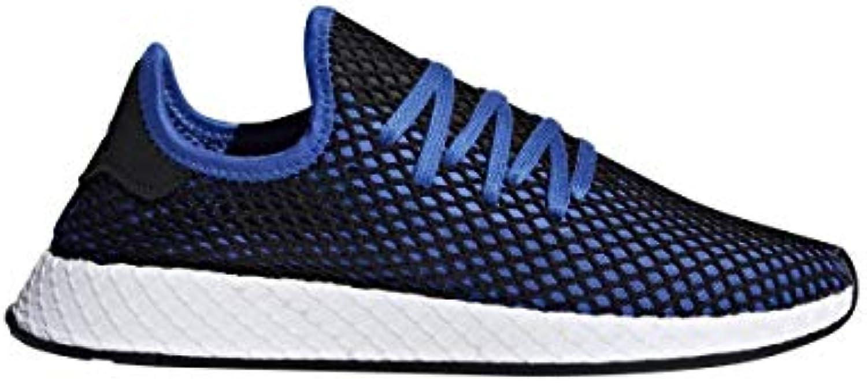 Adidas Originals Deerupt Runner scarpe Men's Men's Men's Casual 10.5 Hi RES blu-nero | Prima qualità  | Scolaro/Ragazze Scarpa  3b1fec