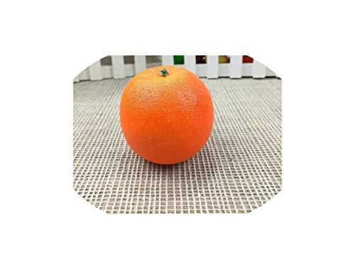 Tiamo Violet Künstliche Obst Kunststoff Simulation Obst Lebensmittel Fotografie Props Hausgarten-Dekoration, Burdy