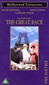 The Great Race [VHS] [1965]