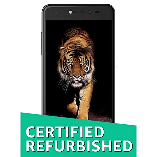 (Certified REFURBISHED) Coolpad Note5 Lite 3505I (Space Grey, 16GB)