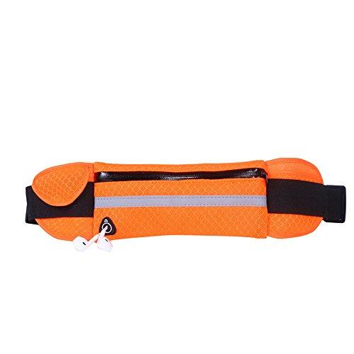 ZYPMM 2017 Outdoor-Fitness-Sporttaschen Taschen Taschen Laufen Freizeitsport Taschen Orange