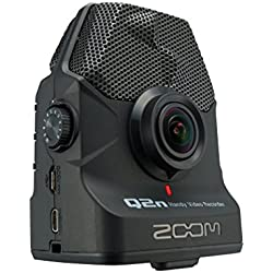 Zoom Q2n Zoom Handy Video Recorder, Black