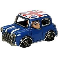 A.B. Gee Il Comico mondo resina Caricatura Ornamento dell'Unione Toy Model (blu)