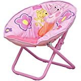 Peppa Pig Toddler Saucer Chair Kids Folding Chair Suitable for Sitting Kids of Any Age.