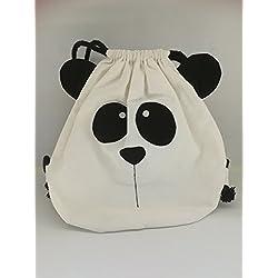 MOCHILA INFANTIL OSO PANDA